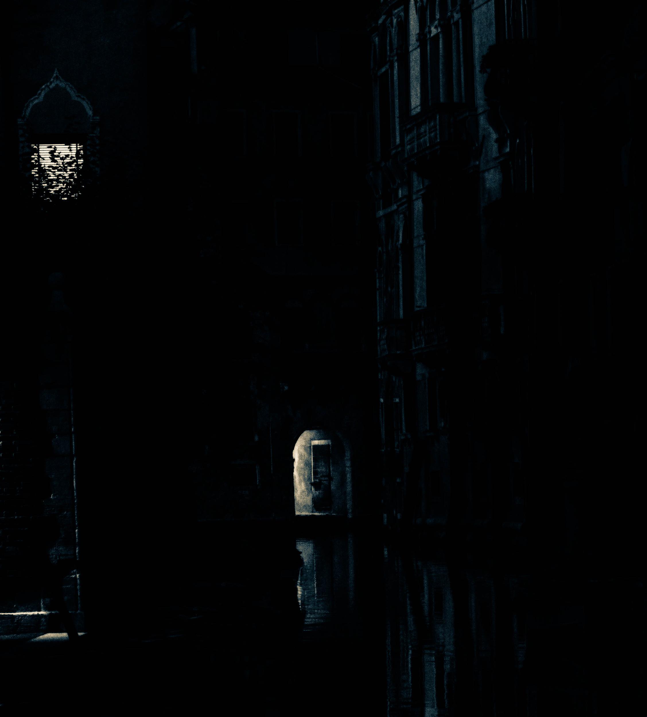 'Nocturne', Venezia
