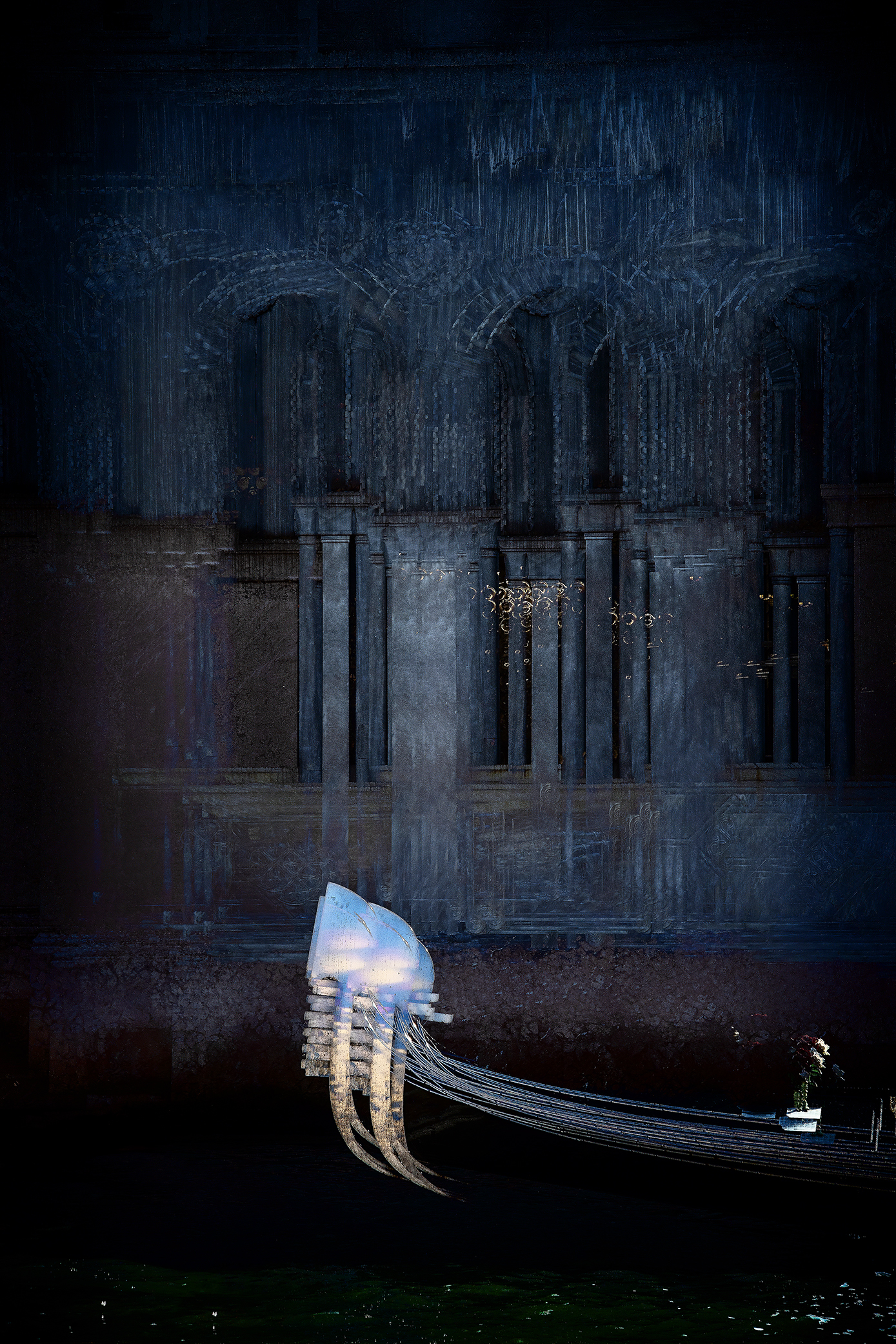 'Nocturne. Venezia