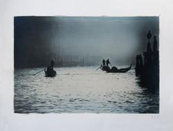 'Nebbia 2', Venezia