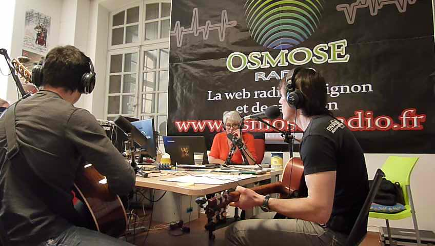 JL Interview & Live Osmose Radio 01