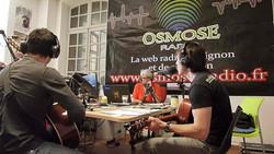 JL Interview & Live Osmose Radio 01