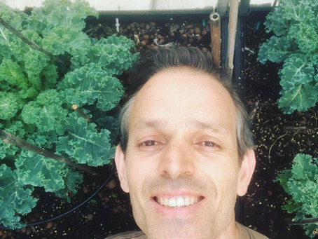 Featured Urban Gardener: Chef Moy (Chef Moses)