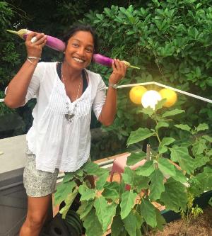 Featured Urban Gardener: Sheila!