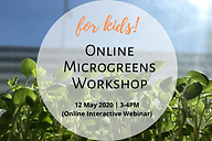 Microgreens Online Course - English - Ma