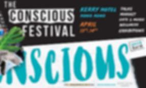 Concious Festival by GITNB HK 2019 Banne