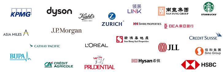 Workshop Client Logos