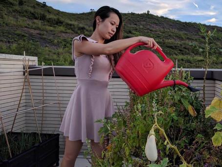 Featured Urban Gardener: Say Hi to Venise!