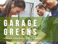 Garage Greens PosterGarage Greens Flyer