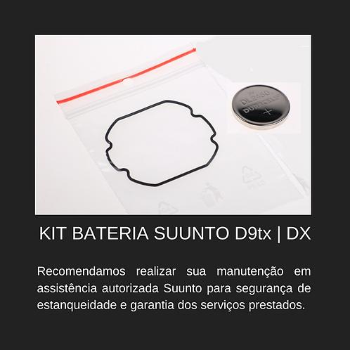 KIT BATERIA SUUNTO D9tx | DX