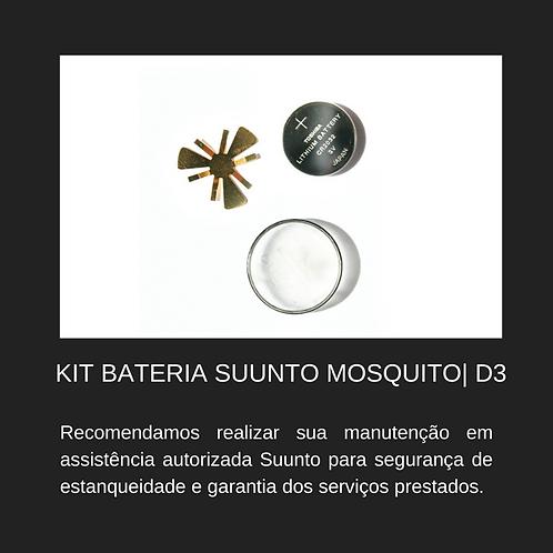 KIT BATERIA SUUNTO MOSQUITO | D3