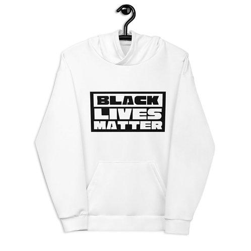 BLACK LIVES MATTER Unisex Hoodie