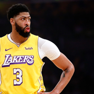 NBA: Lakers deprived of Davis for a month