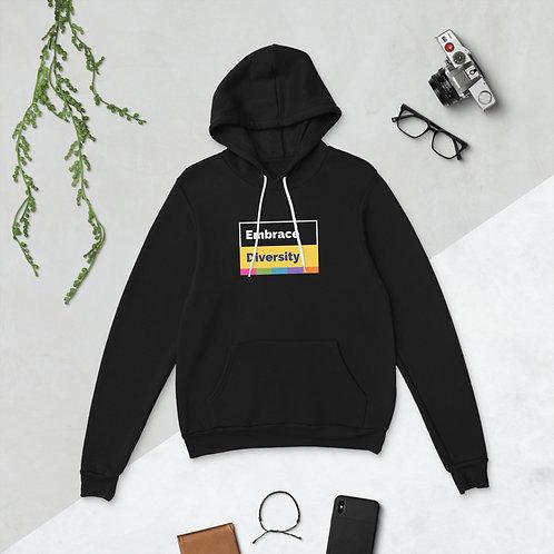 Diversity hoodie