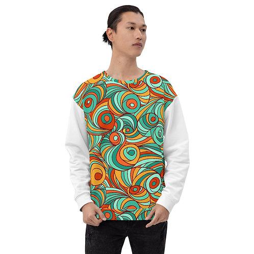 Colorful Unisex Sweatshirt