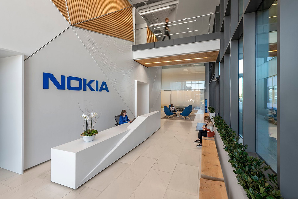 Nokia's New Complex