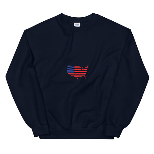 USA Unisex Sweatshirt