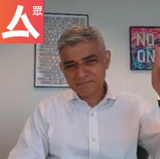 眾新聞   移民後裔當上市長 簡世德對香港移民說:London is open
