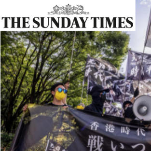 The Sunday Times | Fearful Hongkongers prepare for a secretive exodus from China crackdown