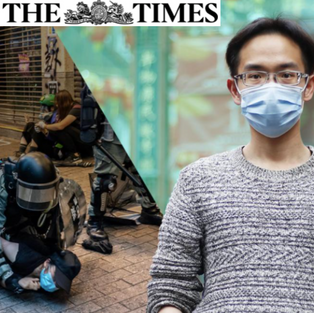 The Times | Challenges in Britain for those fleeing Hong Kong