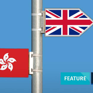 HKFP | Welcome to the UK: the people helping Hongkongers to build a new home