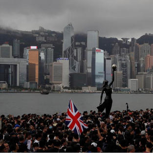 The Washinton Post | China to stop recognizing special U.K. passports for Hong Kongers