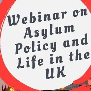 【英國庇護政策及生活分享會】