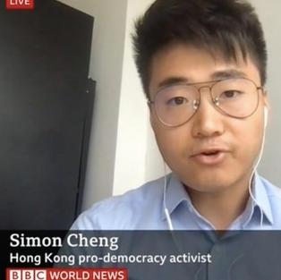 BBC World News   First Hong Kong NSL verdict of Tong Ying Kit
