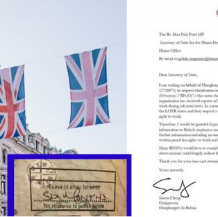 星島日報 |【移英之路】英國港僑協會促內政部發公函 釐清LOTR權利