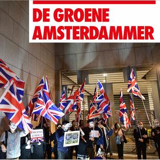 De Groene Amsterdammer | De uittocht uit Hongkong 'Ik wás geen activist. Maar ben dat nu wel'