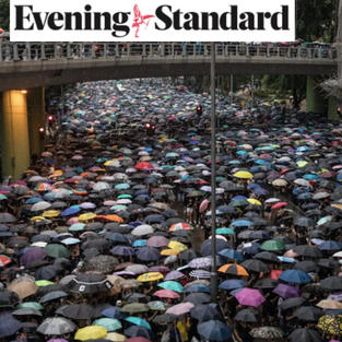 Evening Standard   Hongkongers fleeing China's crackdown on democracy face battle to settle in London