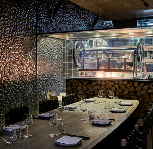 Fucina Private Dining Room