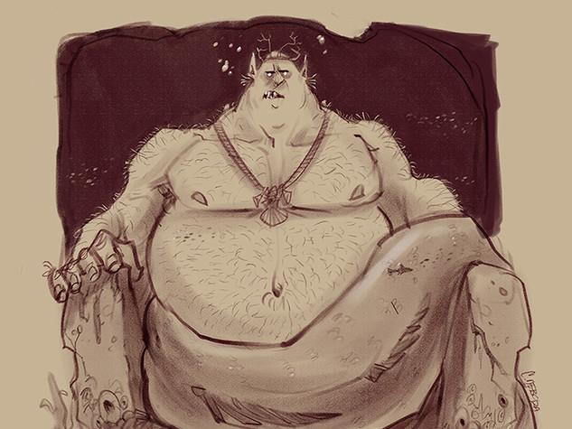 Mer-Giant-Ogre-Maid