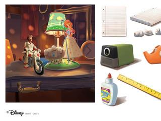 Toy Story 4 Storybook Publishing