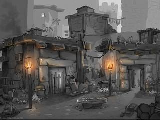 Ogre Slave Camp