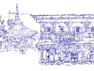 AdventureLand Sketch