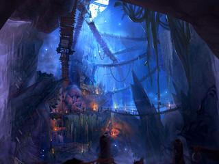 Drogbar Cave City