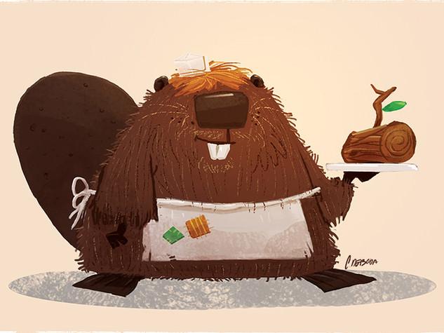 Beaver Waiter