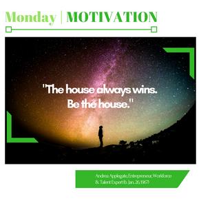 Monday | MOTIVATION