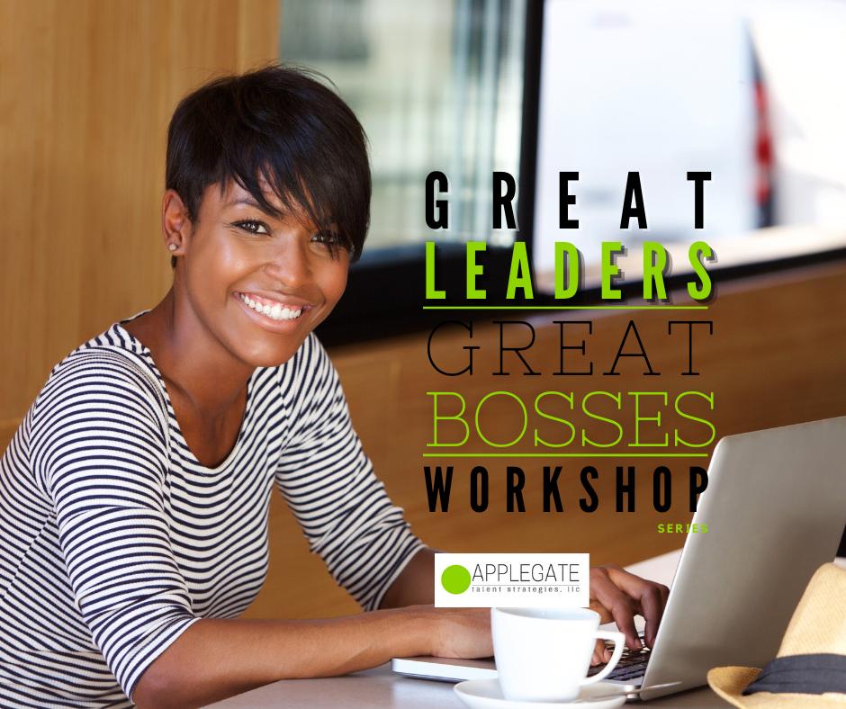 Great Leaders   Great Bosses Series
