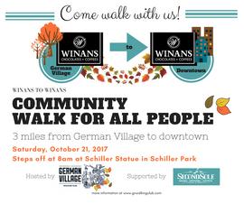 SOCIAL MEDIA POST | Community Walk 2017