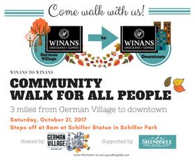 SOCIAL MEDIA POST   Community Walk 2017