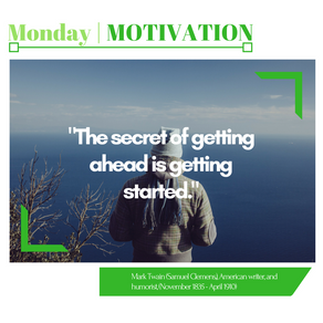 A little MOTIVATION on this Monday morning from Applegate Talent Strategies. Make it a great week!