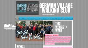 WEBSITE | German Village Walking Club