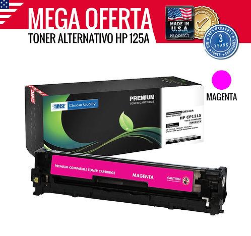 TONER HP COLOR LASERJET 125A CB543A - MAGENTA