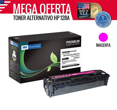 TONER HP COLOR LASERJET 128A CE323A - MAGENTA