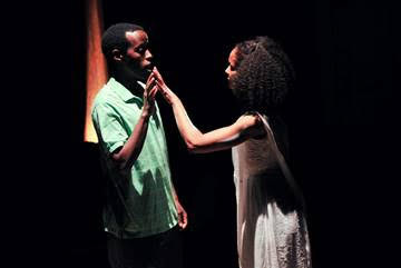 Since Africa at Red Fern Theatre Mathew
