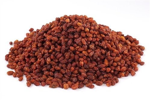 Dried Wild Seabuckthorn Berries