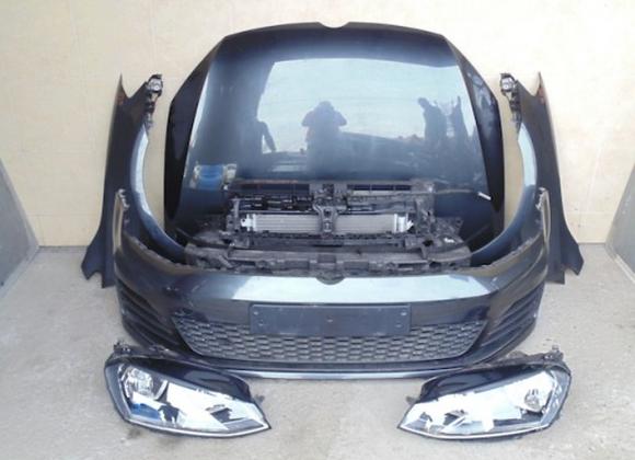 Face avant complète VW GOLF VII 5G0 GTD