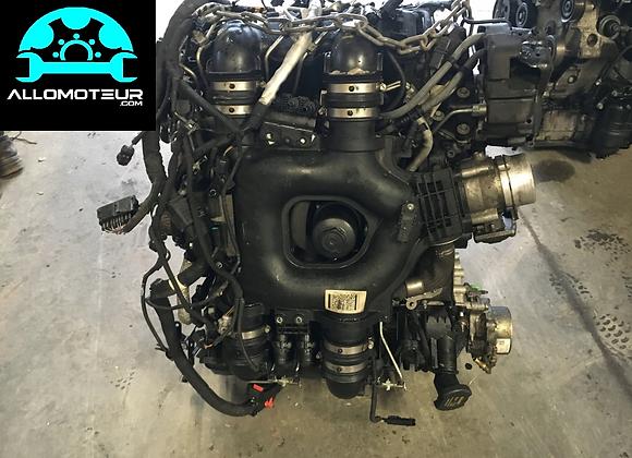 Bloc moteur nu culasse RANGE ROVER L405 4.4 V8