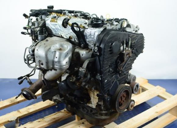 Moteur complet Mazda 6 Phase 2 (GG1) 2.0 DiTD 143cv RF7J